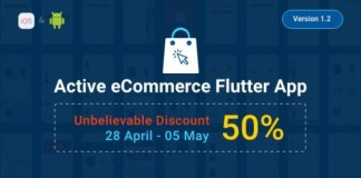 Active eCommerce Flutter App Source Code
