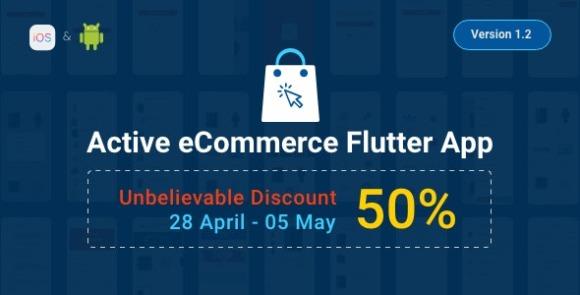 Active eCommerce Flutter App Source Code