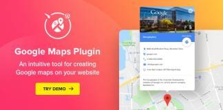 Google Maps WordPress Map Plugin Download