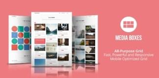 Media Boxes Portfolio jQuery Grid Gallery Plugin