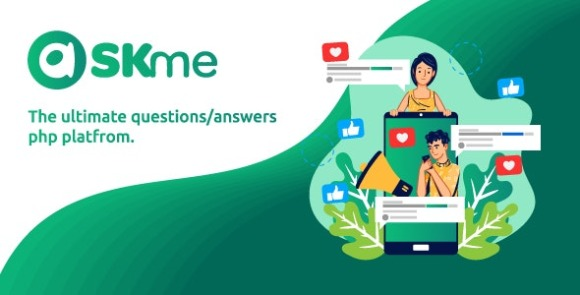 AskMe The Ultimate PHP Questions and Answers Social Network Platform