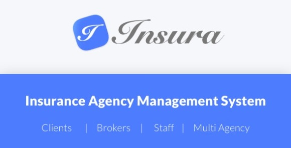 Insura Insurance Agency Management System Script