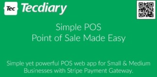 Simple POS Point of Sale Made Easy PHP Script