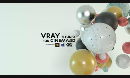 Vray cinema 4d 3.4 R12 – R19 Win Mac