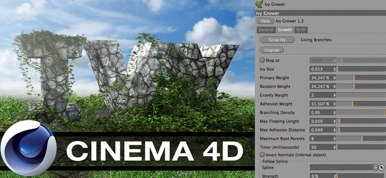 Ivy Grower Cinema4D Full Crack Download CLEAN! - NullPk | Digital