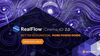 Photo of RealFlow 2.0 Cinema 4D Full Free