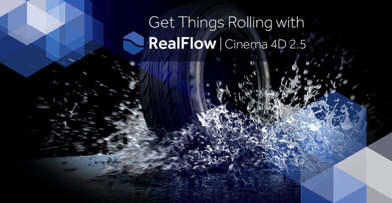 NextLimit RealFlow Cinema 4D 2 5 2 0075 Win R15 - R19 (2018
