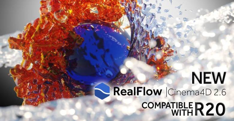 NextLimit RealFlow C4D 2 6 4 0092 Cinema 4D R20 Win - NullPk