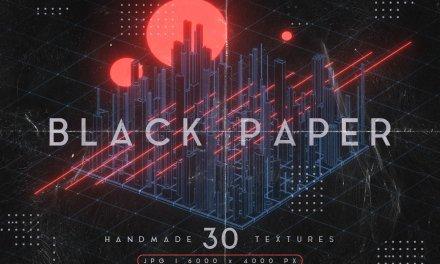 MiksKS Black Paper Textures