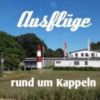 Kappeln an der Schlei | Unternehmungen mit der Familie: Dampfeisenbahn, Mühle und Trümmertorte