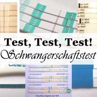 Test Test Test Schwangerschaftstest