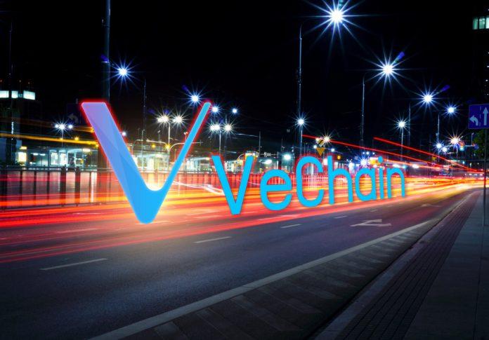NullTX VeChain Price Drop