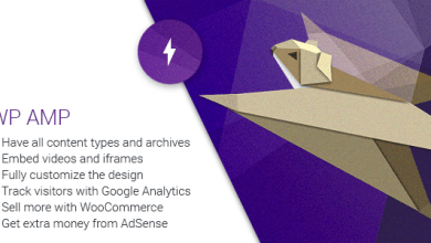 WP AMP v7.5 – Accelerated Mobile Pages for WordPress and WooCommerce 8