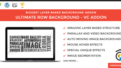 Ultimate Row Background for WPBakery Page Builder 7