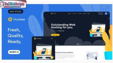 Hustbee {Hosting HTML & WHMCS Template} 3