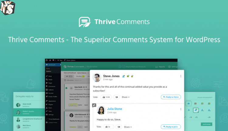 Thrive Comments v1.2.1 - WordPress Comments Plugin
