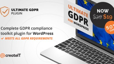 Ultimate GDPR v1.7.3 - Compliance Toolkit for WordPress 6