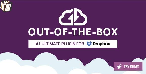 Out-of-the-Box v1.14.5 - Dropbox plugin for WordPress 1
