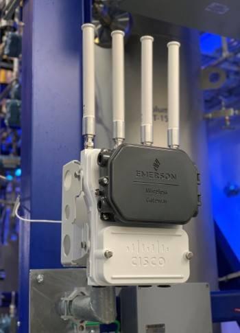 Le point d'accès sans fil nouvelle génération, qui regroupe au sein d'une seule solution la passerelle de communication sans fil 1410S d'Emerson et le point d'accès Catalyst IW6300 série Heavy Duty de Cisco, matérialise l'évolution de la connectivité de l'Internet industriel des objets.
