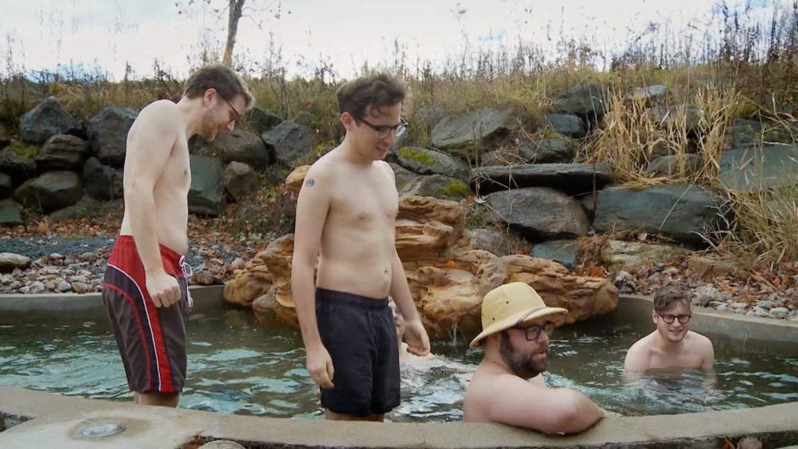 Les Appendices au spa.