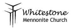 whitestone mennonite churchlogo