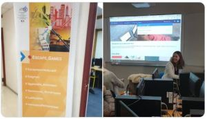 Action 6 - Communauté apprenante, ludification, laboratoires d'idées