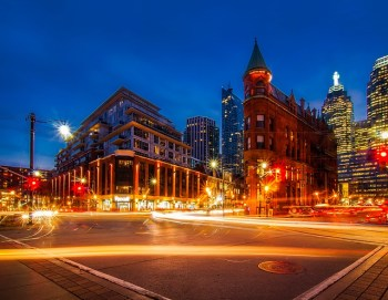 Ontario streets.