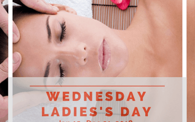 Ladies's Day Offers 2018-Thai massage, Deep Tissue massage