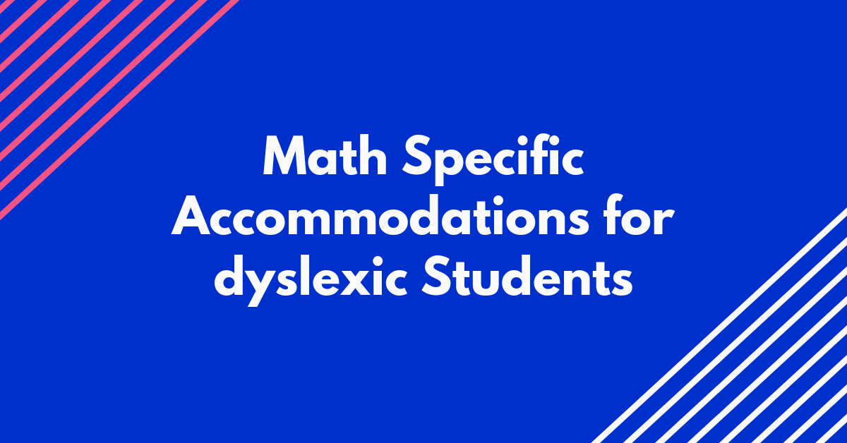 Number Dyslexia - Guide to Dyscalculia, Dyslexia & Math Anxiety