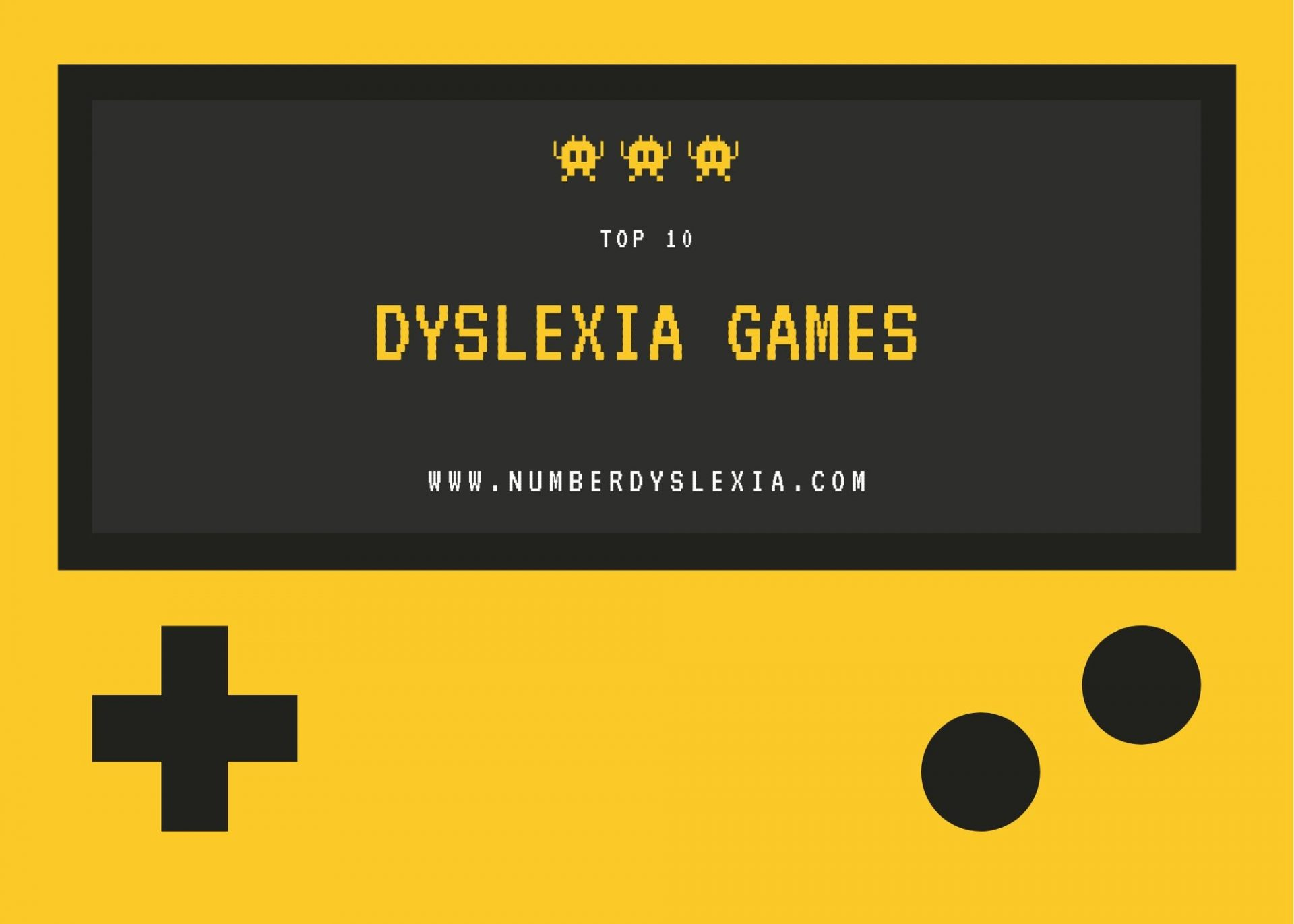 list of top 10 games for children with dyslexia