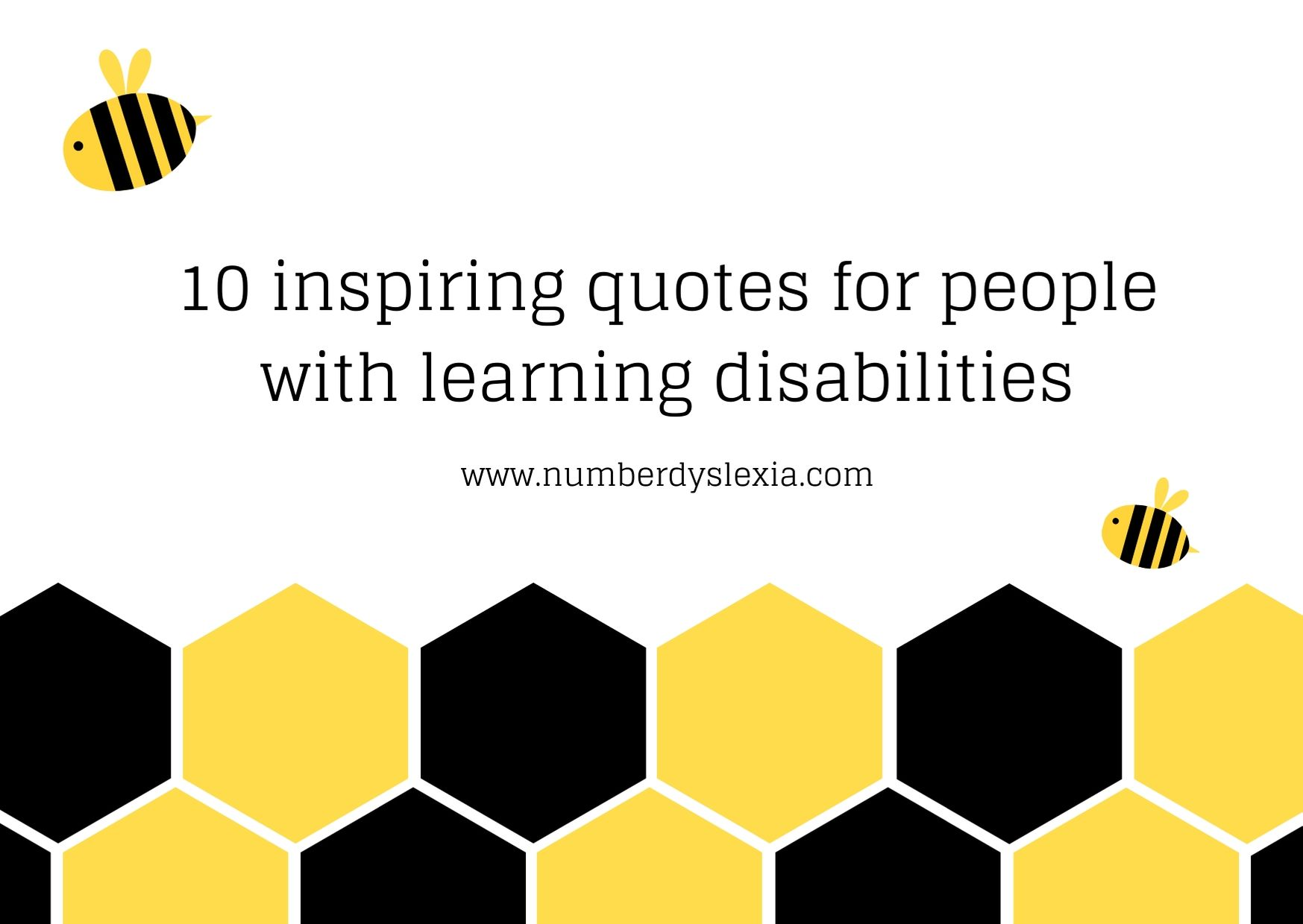 list of top 10 quotes on learning disabilities