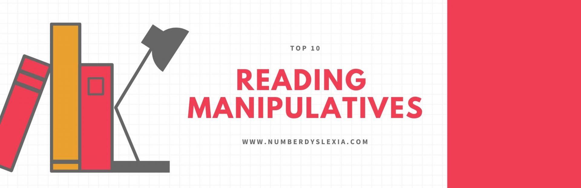 list of top 10 reading manipulatives