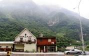 Pemandangan depan Hotel Taroko udah bikin mangap! :O