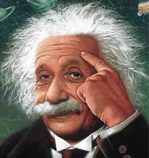 Einstein balance number 2