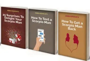 Scorpio Books by Kovach