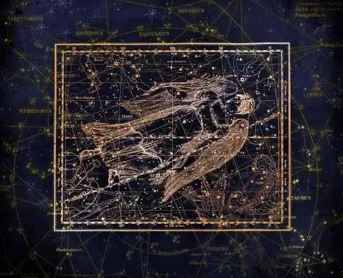 constellation of Virgo