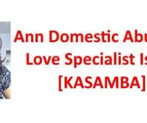Ann Domestic Abuse Story [Love Specialist Isabelle]