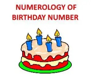 Numerology of Birthday Number: Which Secrets Are Hidden Behind Your Day of Birth?