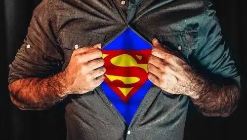 superman balance number 1