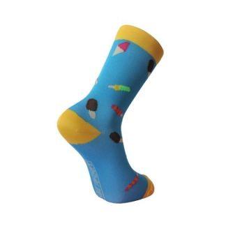 calcetines deportivos divertidos