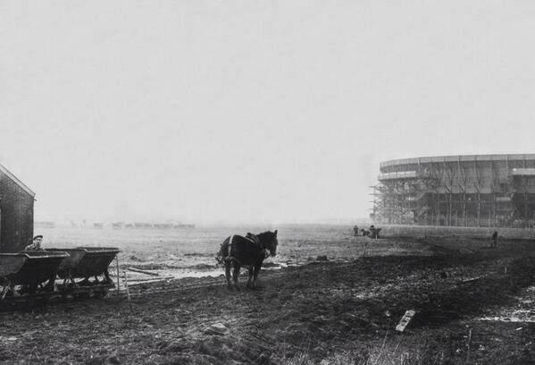 Feyenoord, De Kuip przed wojną