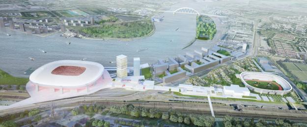 Feyenoord, nowe De Kuip projekt