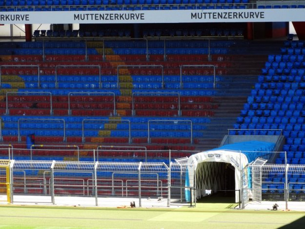 Stadion FC Basel