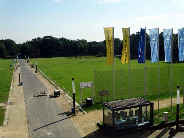 Stadion we Frankfurcie