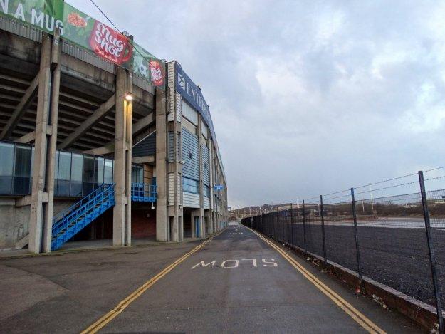 Stadion Leeds United