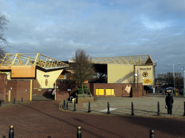 Stadion Wolverhampton Wanderers
