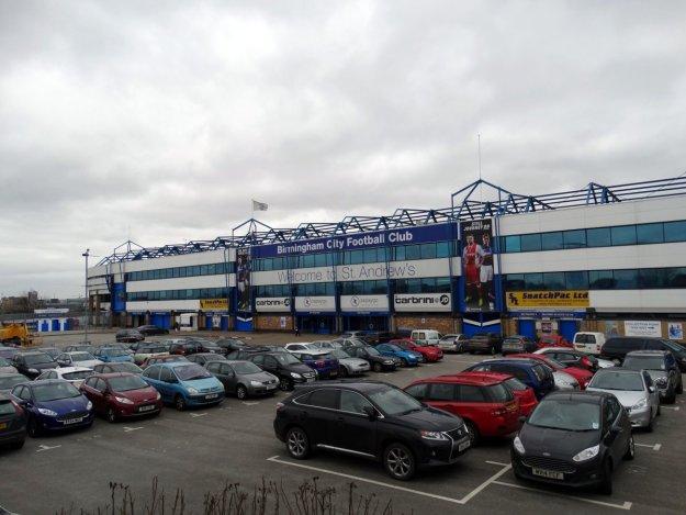 Stadion Birmingham City