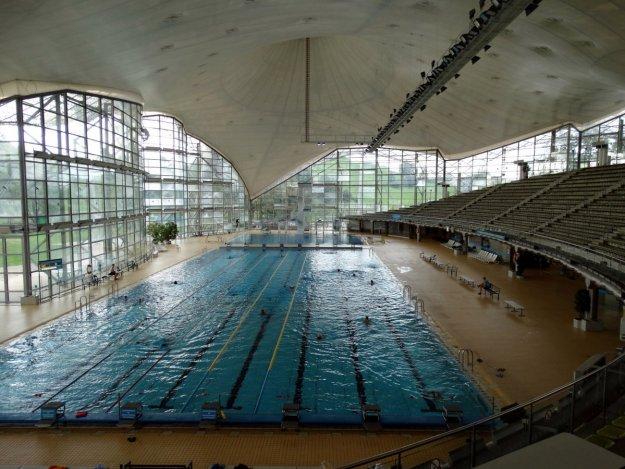Pływalnia w Monachium