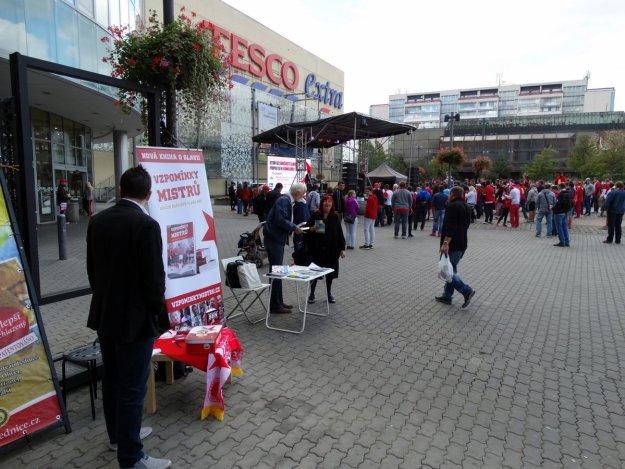 Derby Pragi Slavia-Sparta
