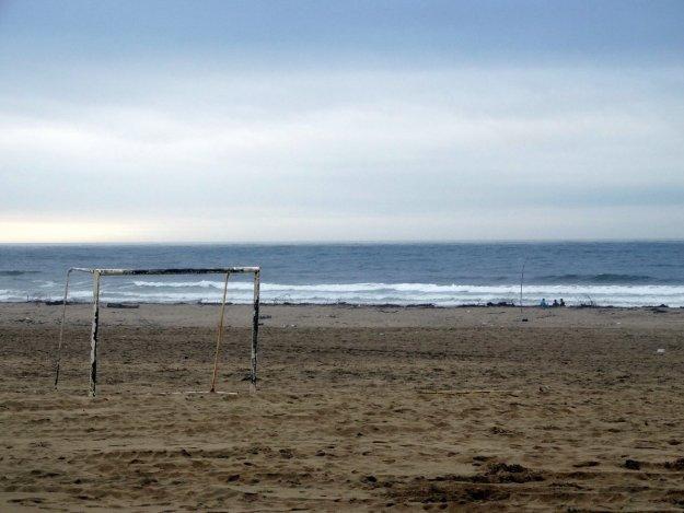 Plaża w Porto